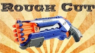 Review Nerf Rough Cut 2x4 [deutsch/german] (Full HD)