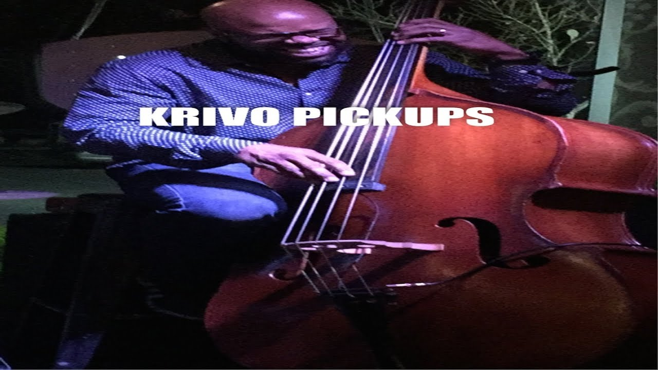 The Krivo Pickup for Upright Bass
