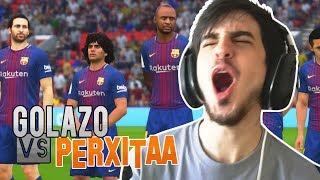 Video de GOLAZO Y PENALTIS TENSOS VS PERXITAA