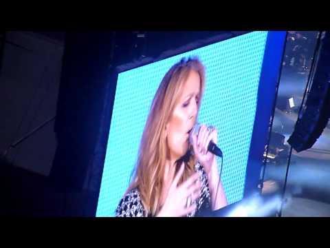 Encore un soir Céline Dion Lyon 12.07.17