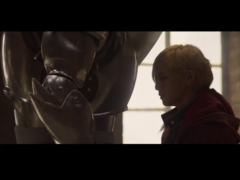 Fullmetal Alchemist Live Action Teaser Images and Trailer