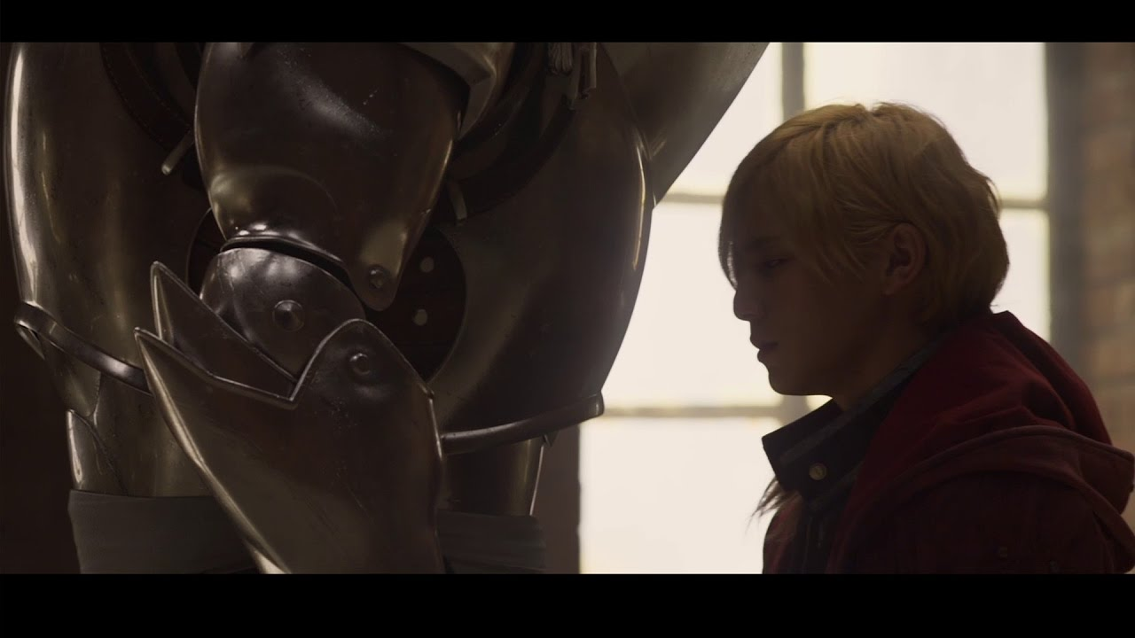Fullmetal Alchemist Live Action Movie Trailer (English Subbed) Movie Release Date: Winter 2017