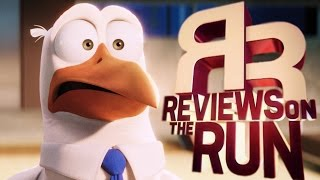 Storks Movie Review!