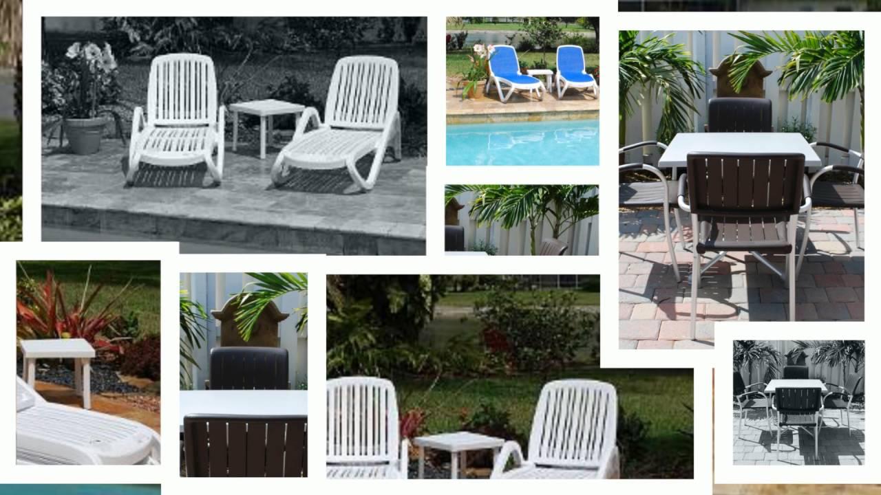 Pool Furniture Miami Tropic Patio YouTube - Miami outdoor furniture
