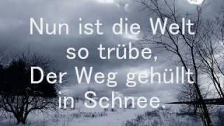 Gute Nacht: Franz Schubert, Die Winterreise D911