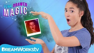 Haunted Photo Trick | JUNK DRAWER MAGIC