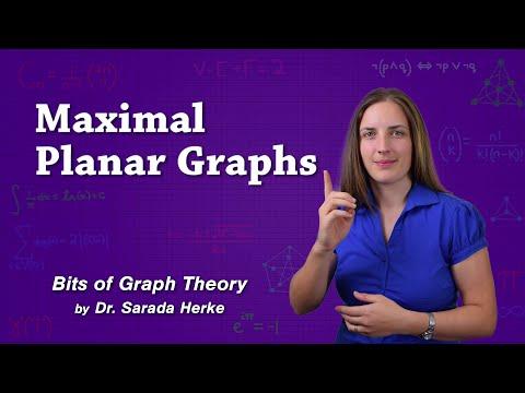 Graph Theory: 59. Maximal Planar Graphs
