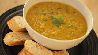 Amrita's Sunny Lentil Soup