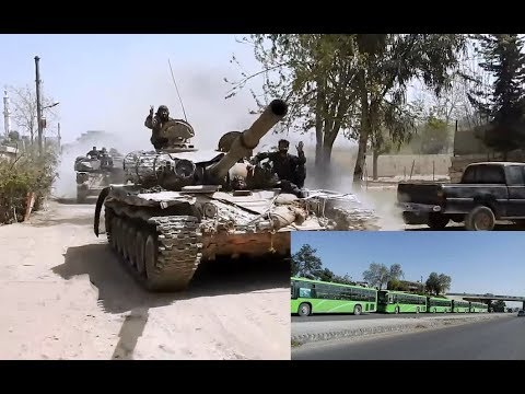 Battles for Syria | March 23rd 2018 | the Eastern Ghouta developments