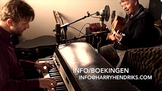 Gambar cover Harry Hendriks & Mike Roelofs  -  God Bless The Absentee (Paul Simon)
