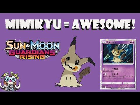 Mimikyu – Happy Pokémon Day! Awesome New Pokémon has Awesome New Card! (New Card)