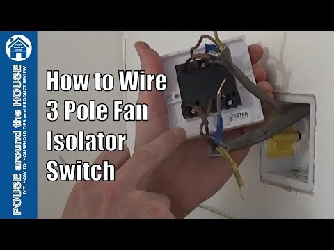 wiring diagram for a bathroom extractor fan how to wire a 3 pole fan isolator switch extractor fan switch  fan isolator switch extractor fan