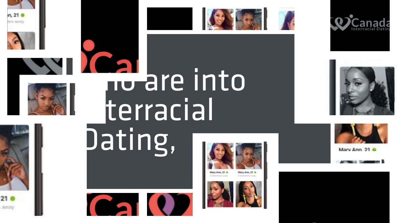 Interracial dating sites in Canada