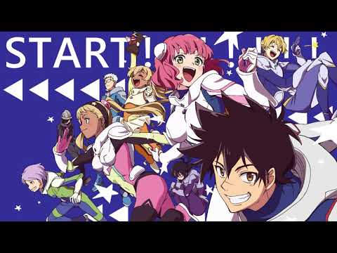 Astra Lost In Space Ending Full『Glow At The Velocity Of Light』By Riko Azuna