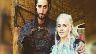 Los dobles de Daario Naharis y Daenerys son pareja