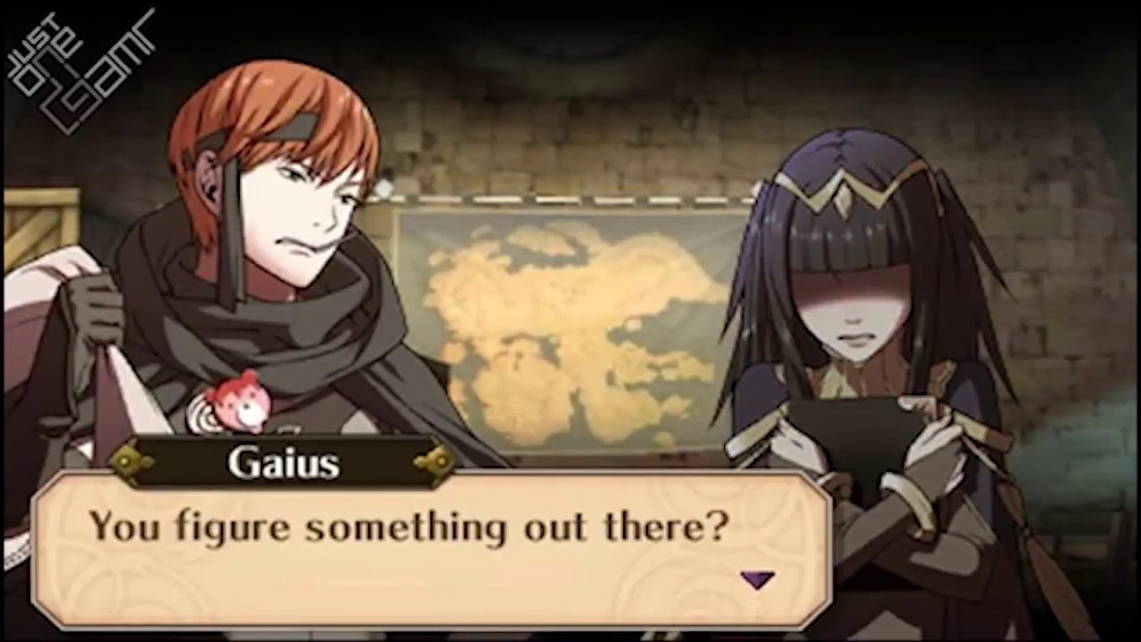 Tharja and Gaius