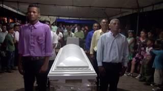 Fallece Hermana Reyna - En Pleno Convención - Nicaragua- Marzo 2017