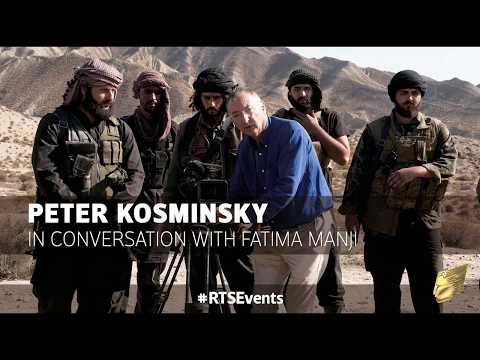 In conversation with Peter Kosminsky | Full video