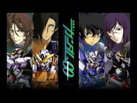 Ash Like Snow - Opening 2 Gundam 00 + Lyrics