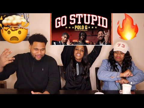 Polo G, Stunna 4 Vegas & NLE Choppa feat. Mike WiLL Made-It – Go Stupid (Reaction Video)