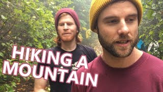 WE HIKED A MOUNTAIN! (ACOUSTIC EDITION)