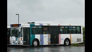 西鉄バス(壱岐9841:九大総合グラウンド→博多駅)