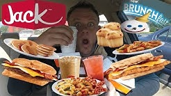 Jack In The Box® ☆BRUNCHFAST ENTIRE MENU☆!!!