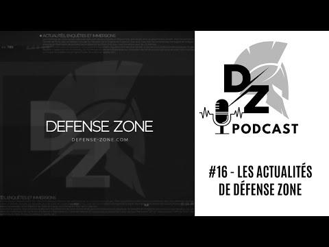 Les actualités de Défense Zone