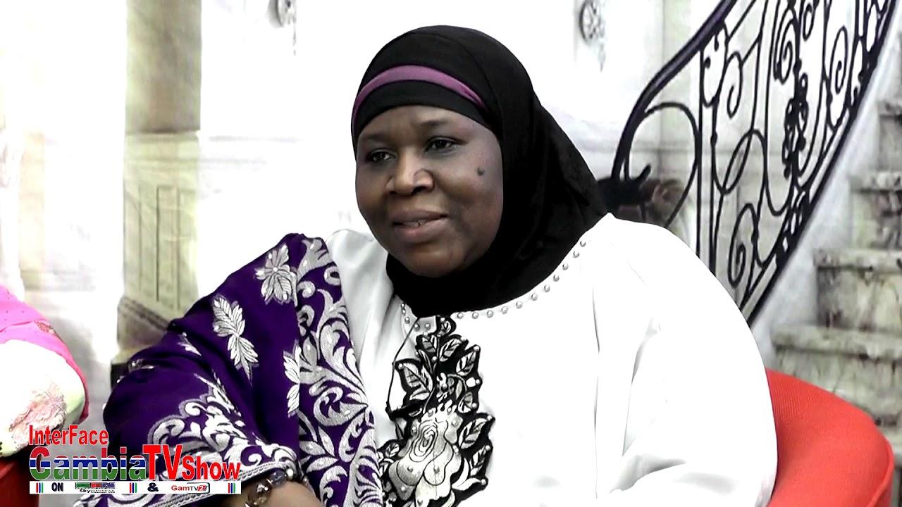 InterFace Gambia TV on Wed 21st May 2019 with The Jollof Show akk Ajah Awa Sarr and Ajah Matilda