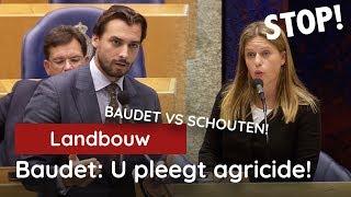 Baudet vs Schouten: hanteer Duits model en steun de boeren!