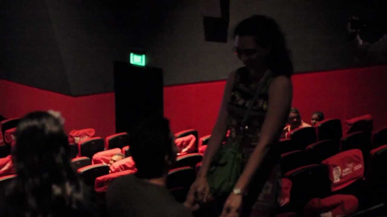 Proposal At Big Cinemas Wadala  First Time Ever In