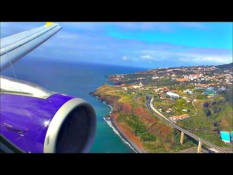 Monarch Airbus A321-231 | London Gatwick to Madeira *Full Flight*