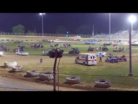 Create late models 20 lap feature from Florence speedway 6/29/19