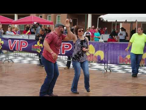 Dancing From The Boudin Festival In Scott LA