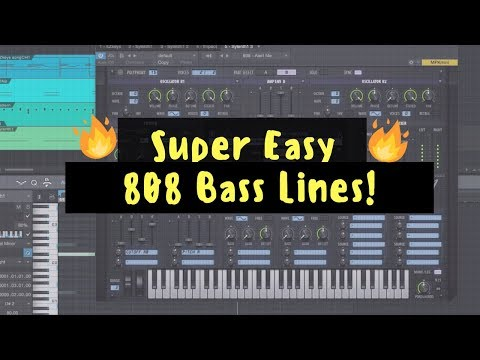 How To Get 808's To Follow Chords In Studio One V4 | CHORD TRACK Tutorial
