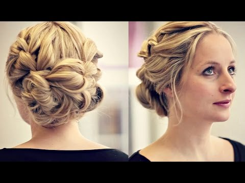 Stunning Formal Hairstyles in The World by Mehtap Karabacak!