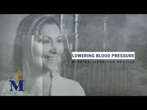 Memorial Health Tip - Lowering Blood Pressure - Shiloh IL