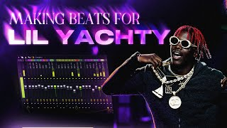 Making A Crazy Beat For Lil Yachty & Young Thug