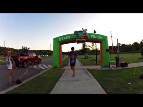 Summer Sunset Cinema 5K