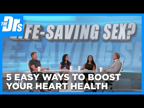 5 Easy Ways to Boost Your Heart Health