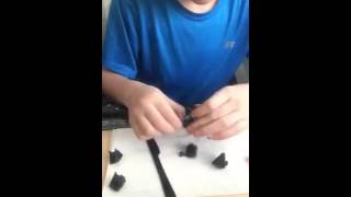 Cutter Cube Mod part 2 timelapse