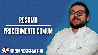 Resumo sobre Procedimento Comum | Direito Processual Civil
