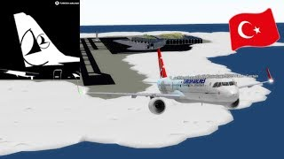 BUSINESS | Turkish Airlines - A321 | ROBLOX