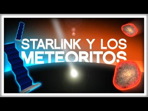 Cómo Starlink Aumentará el Riesgo de Meteorito