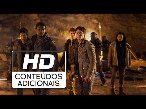 Trailer do filme Maze Runner: prova de fogo