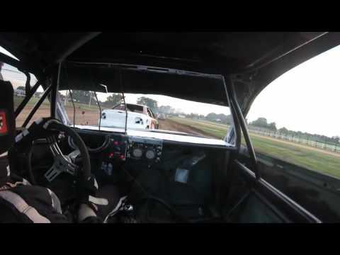 Brian Marshall Maquoketa Speedway Heat Race