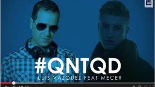 Luis Vázquez & Mecer - Que No Te Quepa Duda (Official Lyric Video)