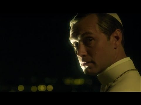 THE YOUNG POPE Official Trailer (HD) Jude Law Drama Series