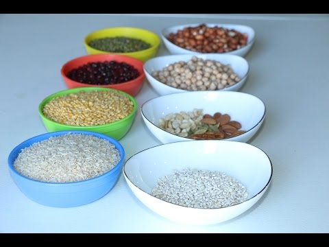 Multi Grain Cereal (Porridge) for Kids (Uggu) - Recipe