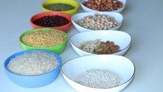 Multi Grain Cereal (porridge) For Kids (uggu) - Recipe